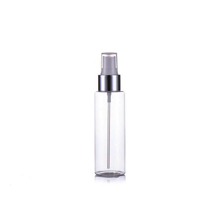 China Manufacturers 20Ml 100Ml Hdpe Clear Plastic Spray Bottles Container
