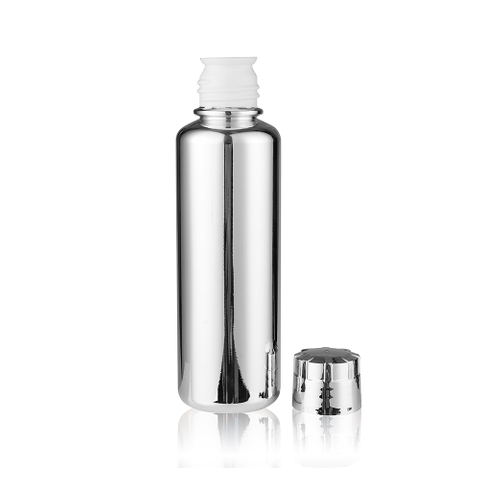 Customized Sliver Squeeze Liquid Bottle
