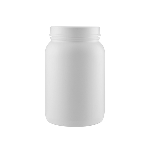 2.4 Gallon Plastic Protein Powder Canister for Milk