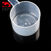 GENSYU New Design 1.25ml 2ml 5ml 10ml Clear Plastic Measuring Scoop 5ml 30ml for Powder with Plastic Jars